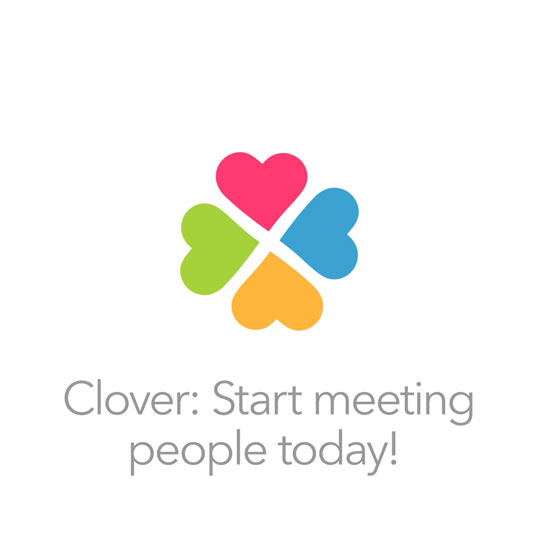 Vertical video ad clover