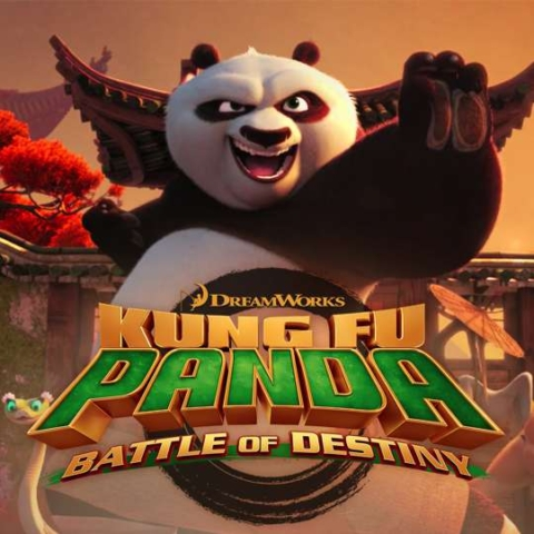 Kung Fu Panda game trailer