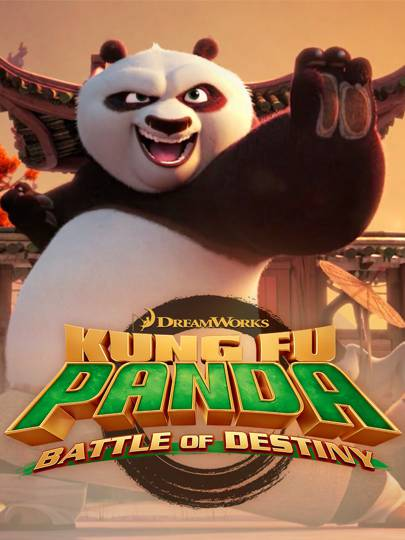 iPhone App Preview Kung Fu Panda