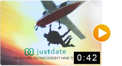 Live Action JustDate App Video Mobile Google Play Store