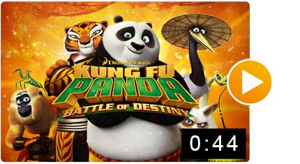 Motion Design Panda App Video Mobile Game Trailer
