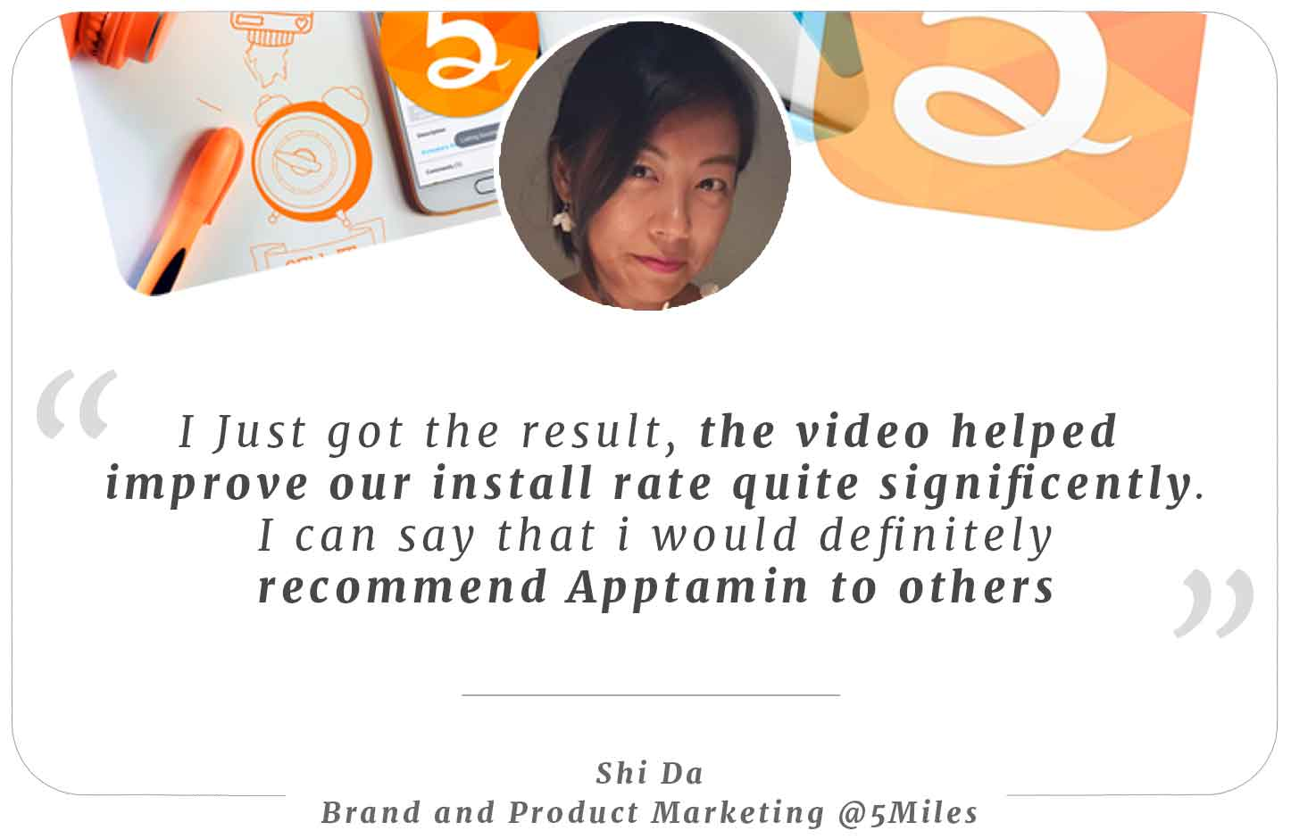 Testimonial 5Miles Mobile Google Play Store Video