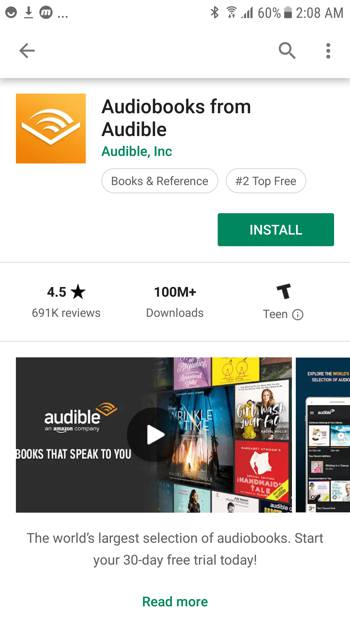 Audible Feature Graphic Fail