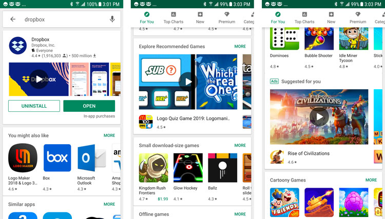 Google Play Feature Graphic Examples and Best Practices